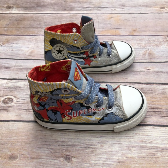 7ab10ebe0c19 Converse Other - Superman Converse